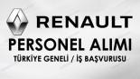 Renault İş Başvurusu