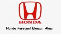 Honda İş Başvurusu