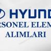 Hyundai İş Başvurusu