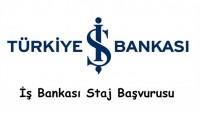 Türkiye İş Bankası Staj Başvurusu
