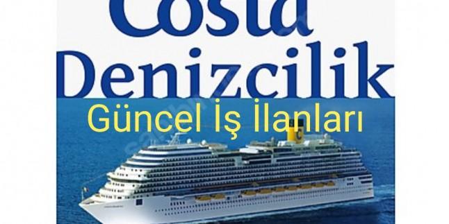 Costa Denizcilik İş Başvurusu